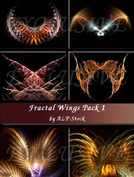 EXCLUSIVE - Fractal Wings Pk1