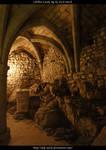 Chillon Castle - Dungeon 15