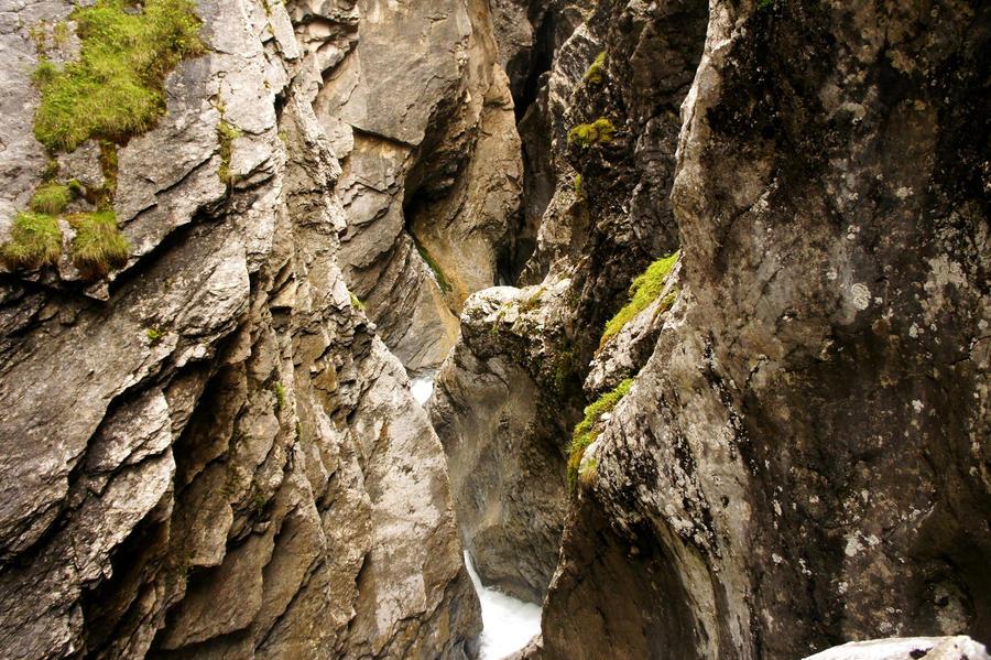 Rosenlaui Glacier Gorge 10 by ALP-Stock