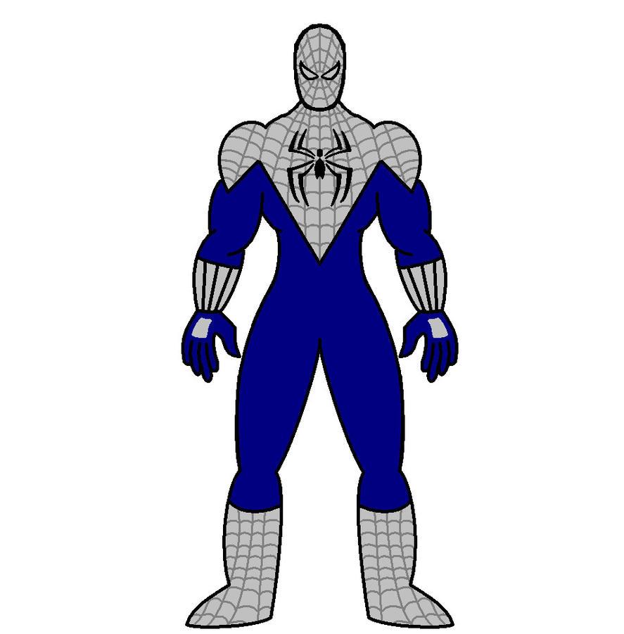 Alex ross spiderman white - photo#1