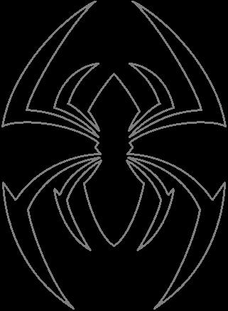Scarlet Spider Symbol By Spider129 On Deviantart