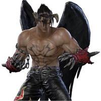 Tekken 7 Devil Jin leaked