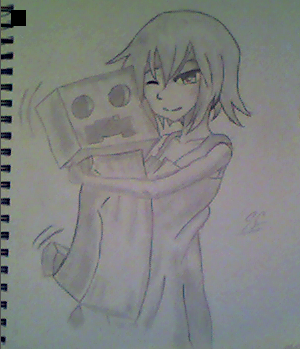 Creeper Hug by SaucyCritic