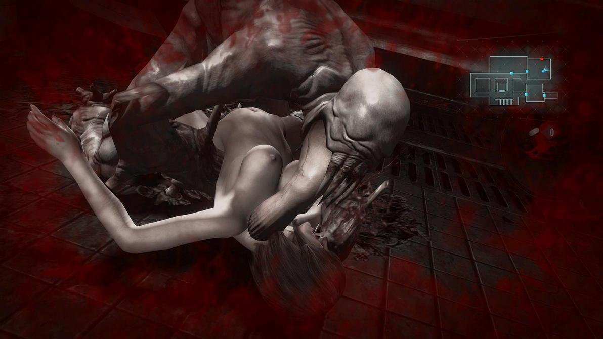 Resident Evil Sex Scene 64