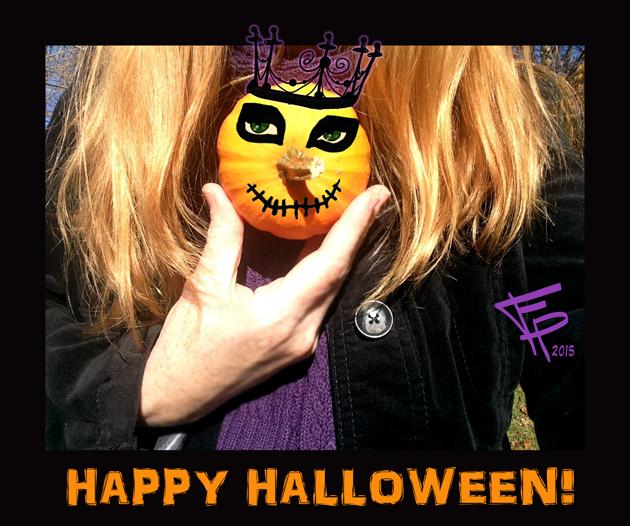 Happy Halloween by Fantasy-Play