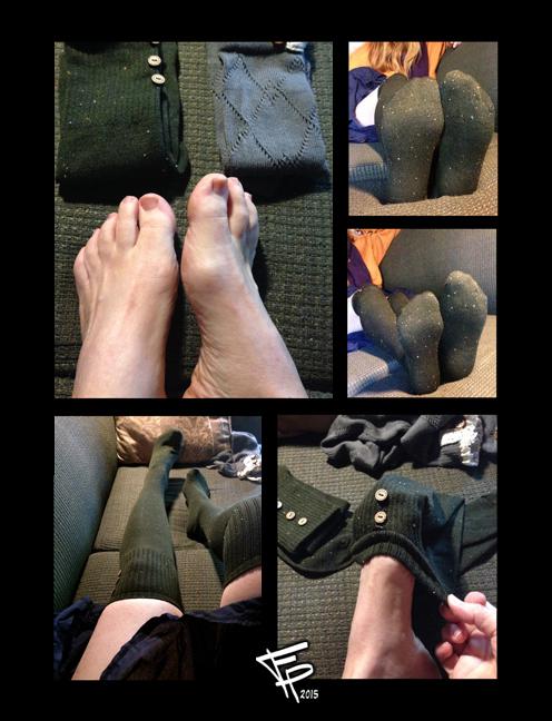 New Socks by Fantasy-Play