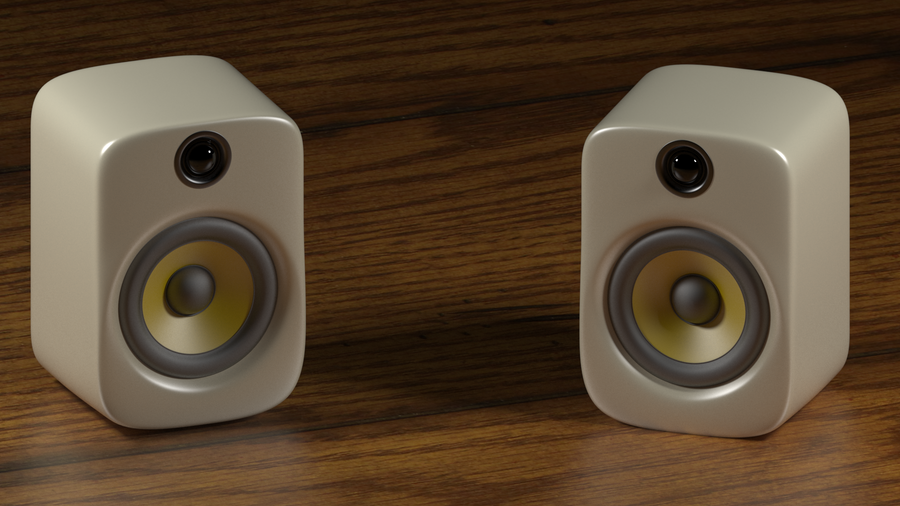 Awesome Speakers By Santiblocks On Deviantart