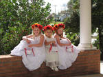 Flower Girls Stock 4 by Missy-gStock