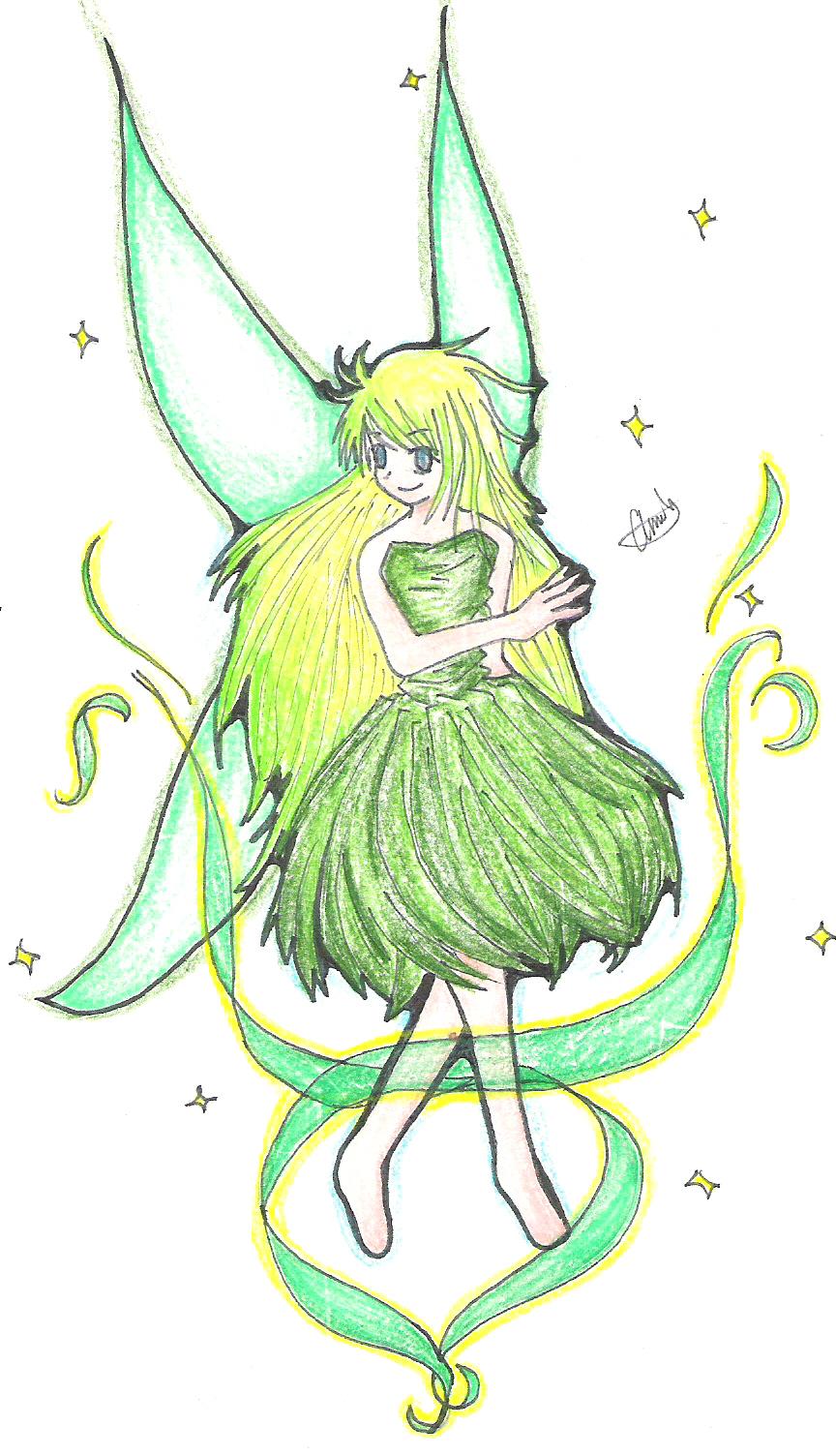 earth fairy by azulhearts on DeviantArt