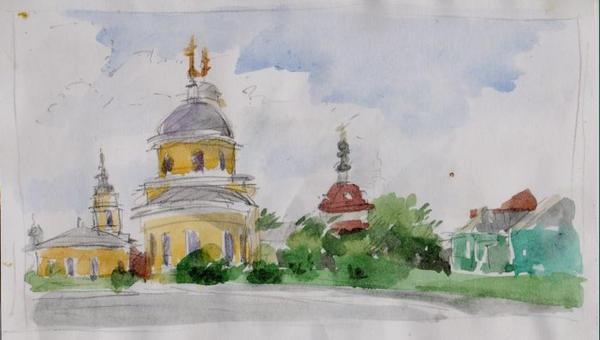 etude by Konnova