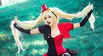 Harley Quinn (steampunk ver.)