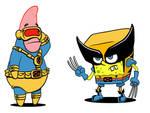 Sponge Bob X Pants