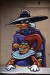 Dark Knight Duck