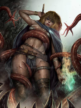 tentacle attack