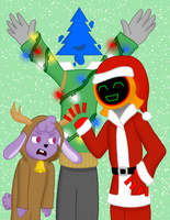 Merry Christmas 2018/Gift for Sammy8D257 by VenusGriffin