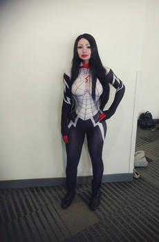 Silk from Spiderman