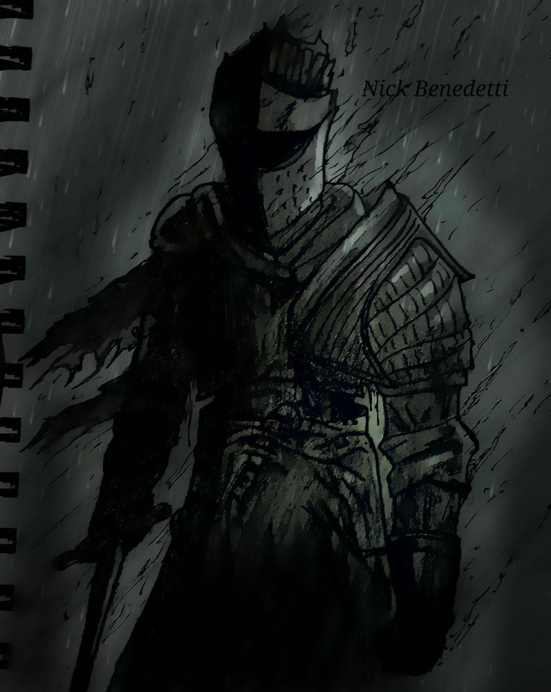 Firelink armor V2 by ItalianRecluse