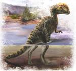 Dilophosaurus sinensis
