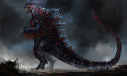 ColorDesign-Godzilla-02 by cheungchungtat