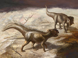 Koreaceratops hwaseongensis by cheungchungtat