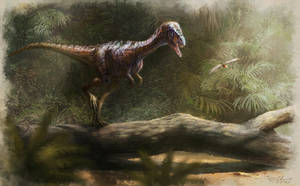Daemonosaurus chauliodus by cheungchungtat