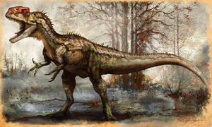 Monolophosaurus jiangi by cheungchungtat