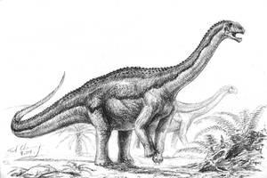 Isanosaurus attavipachi by cheungchungtat
