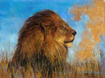 In the Wind - Lion