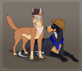 Dingo n' Doggo