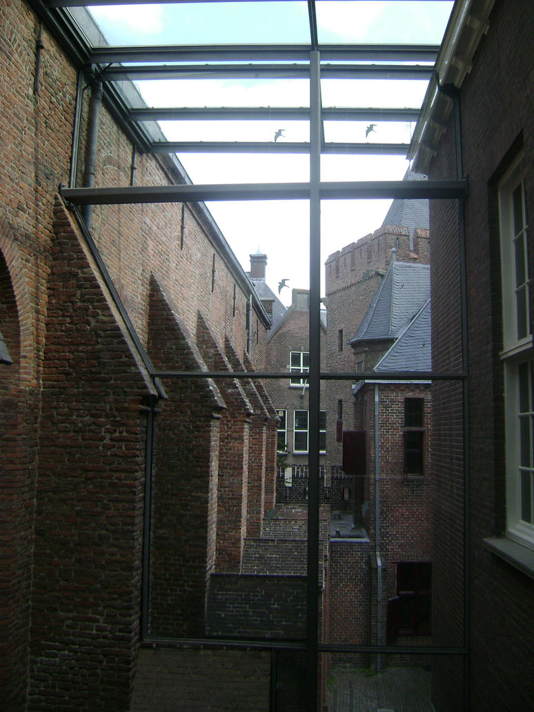 Atrium from Domtoren II by TammuzAsmodeus