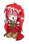 Peaceful Grell by s0alaina