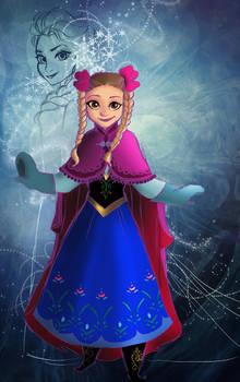 Commission: I am Anna