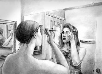 The Mermaid in the Mirror
