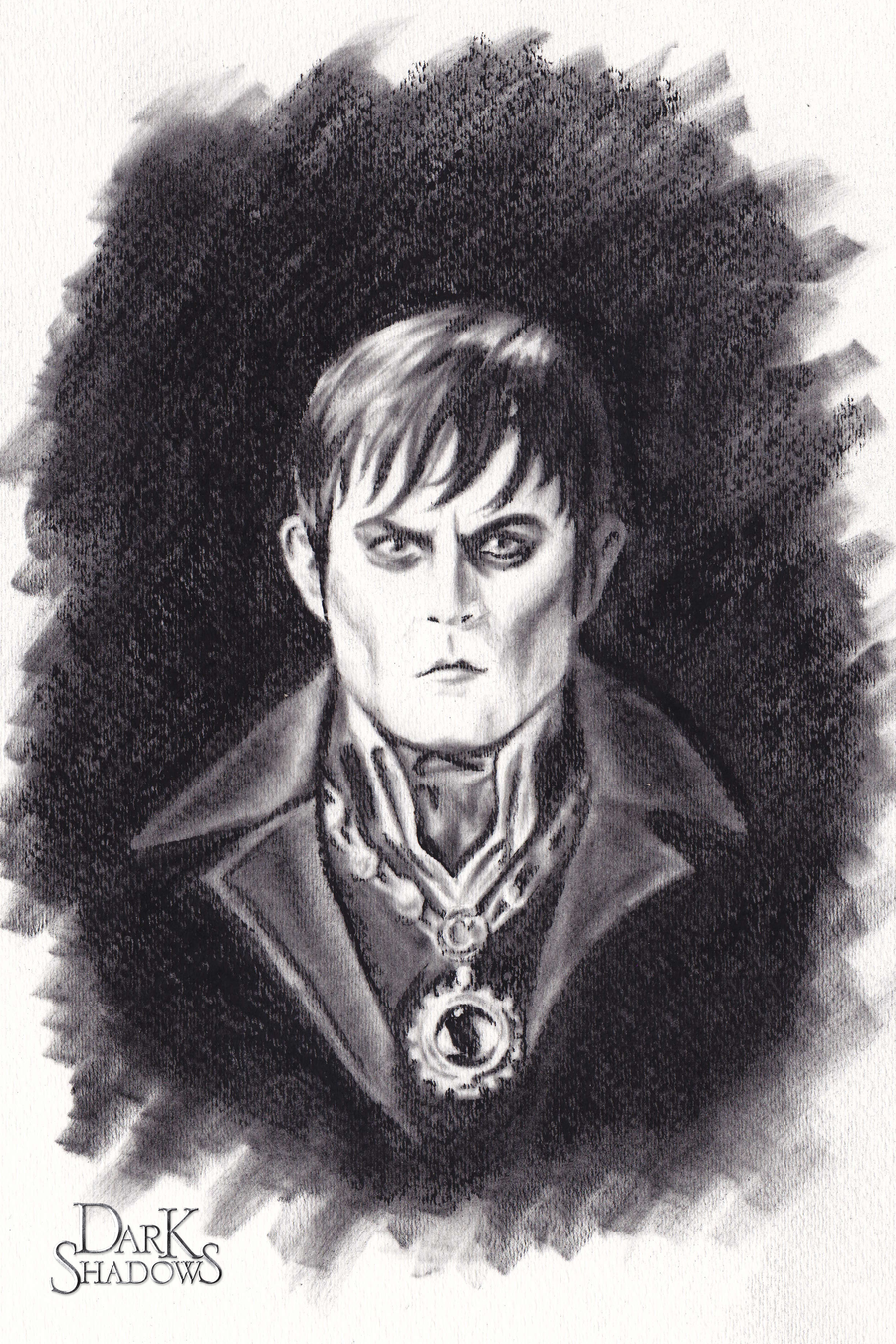Barnabas Collins by gloveinabox