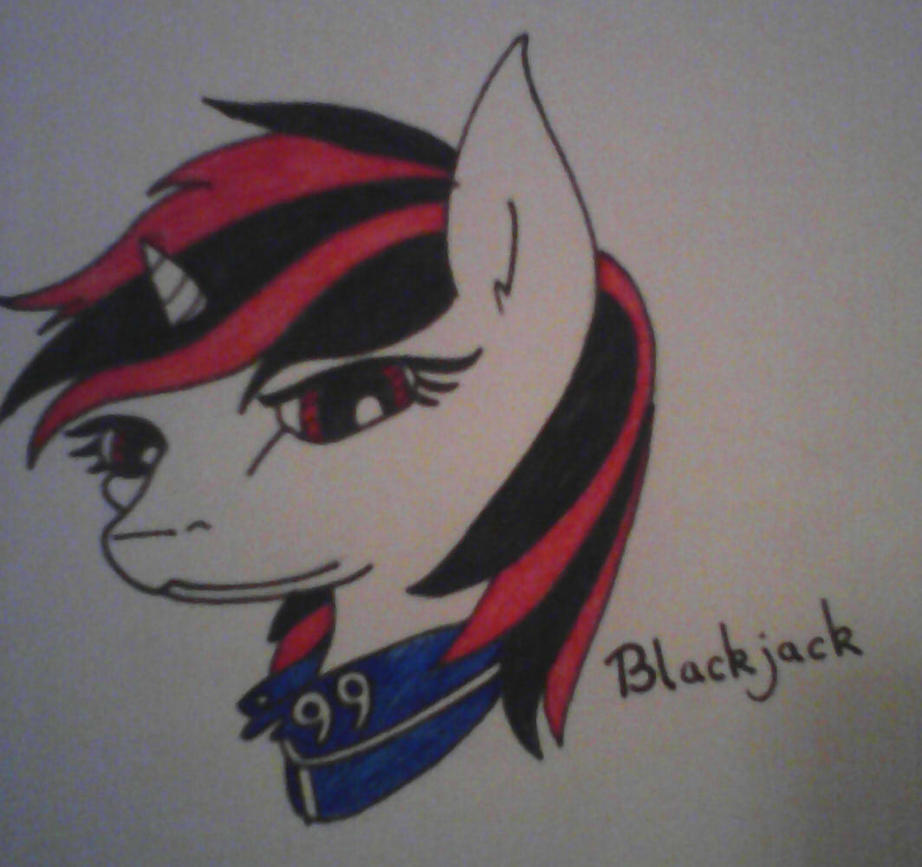 Blackjack by KenseiKitsune