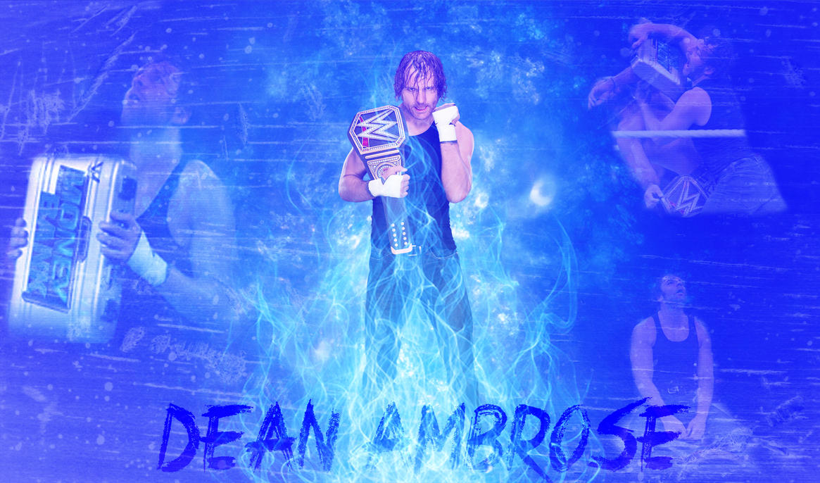 Dean Ambrose Wallpaper By NewHope04