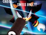 Chaos Swiss Roll