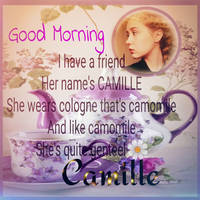 Camille  ~ Girl's Name Poems by huntermarch