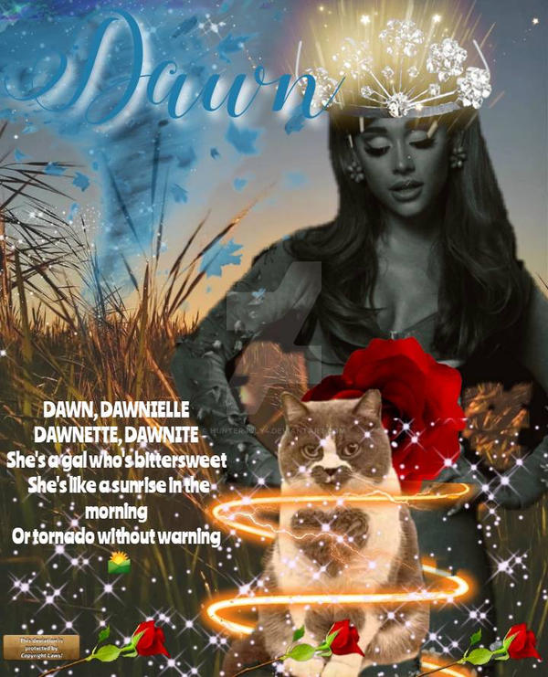 DAWN  Girl's Name Poems by hunterjuly