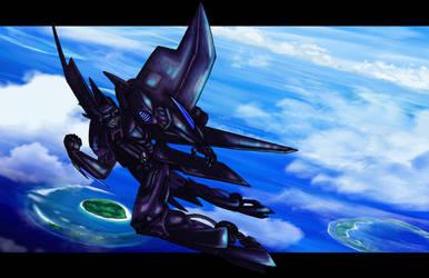 Onyx in Flight