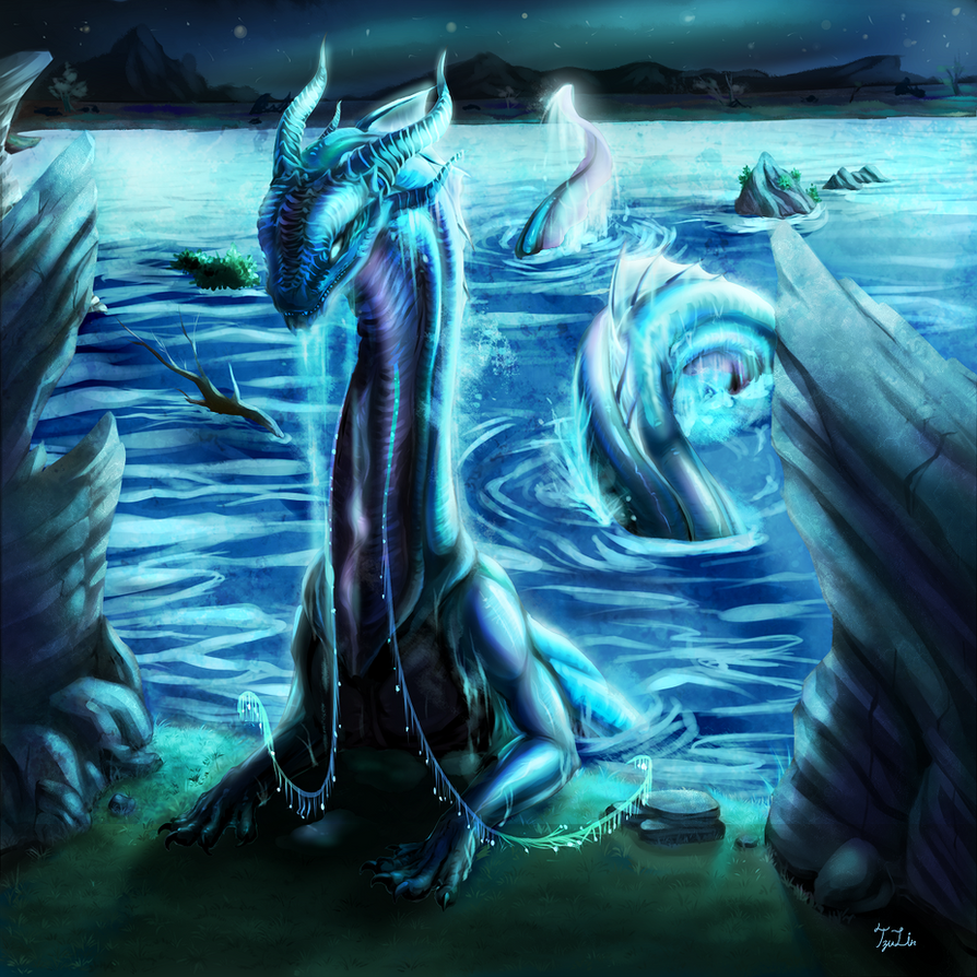 What type of dragon are you? - Are you a Hydrophius (water ...