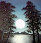 night by the sea by ritsasavvidou