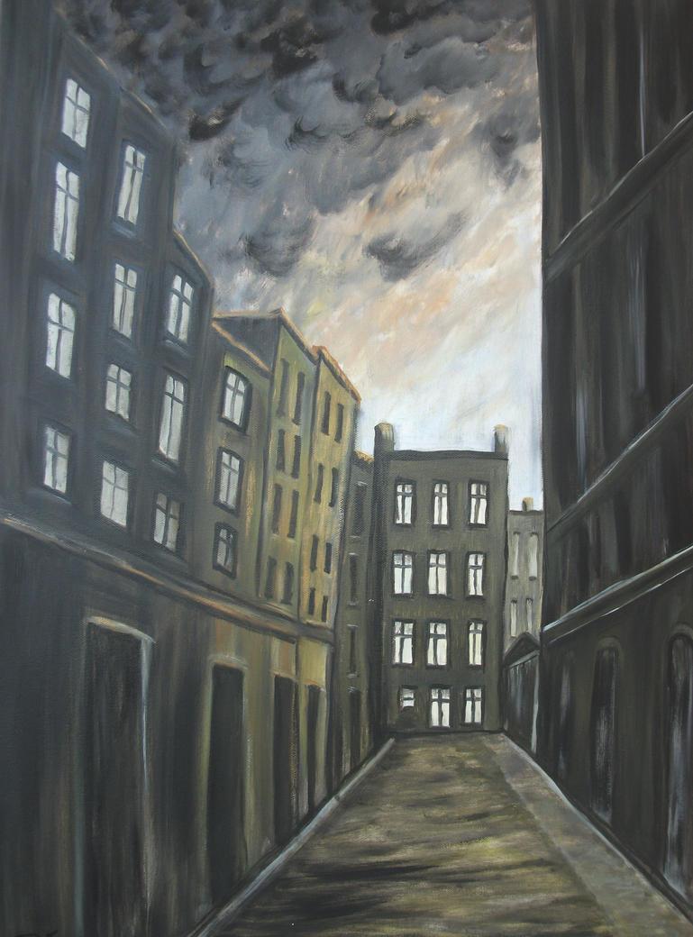 the road by ritsasavvidou