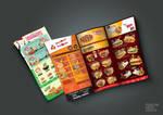 Penguin menu design