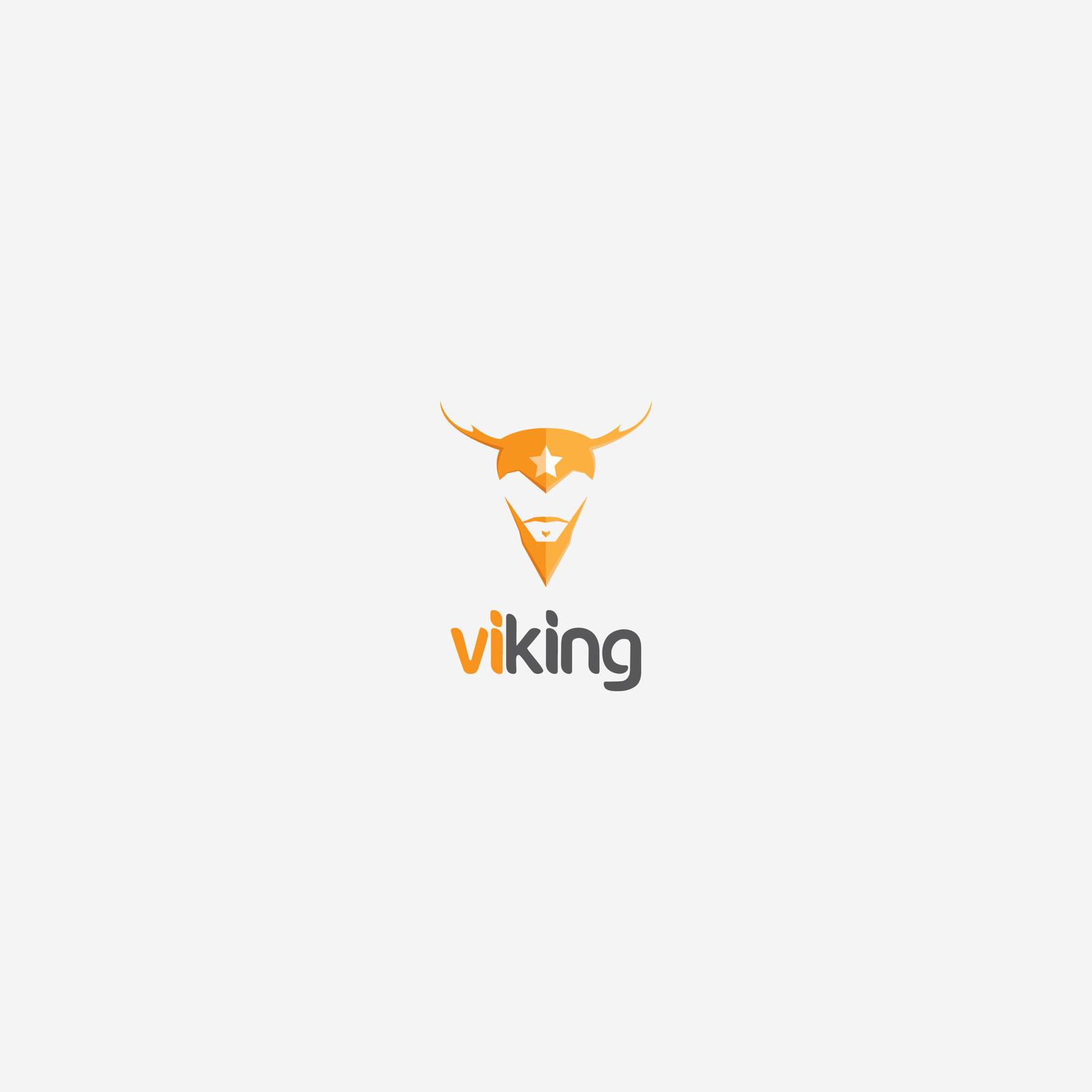Viking minimal logo 1 by nabeelibnhassan on deviantart for Minimal art logo