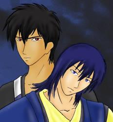 Yukimura and Kyo