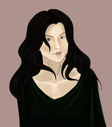 Portrait of Bellatrix