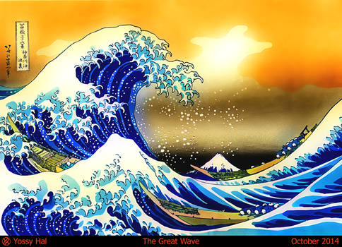 The Great Wave 2