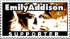 Emily Addison Stamp by Mr-Miyagi-II