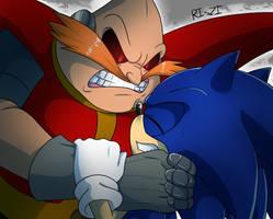 I hate you hedgehog !